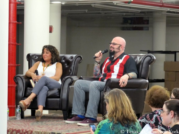A Cat Lover Dream Team: Jackson Galaxy & Gwen Cooper at Strand Books NYC